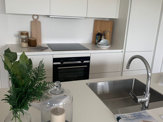 Charles Hope Apartments Copenhagen West 3 Bedroom Apartment Kitchen