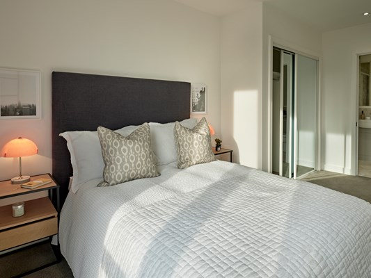 Charles Hope Media City Apartments 2 Bedroom Apartment En Suite Bedroom