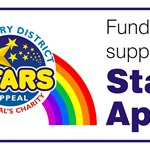 Stars Appeal Stars And Rainbow Logo Fundraising